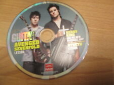 Guitar World Cd-Rom December 2007 Featuring Avenged Sevenfold Kerry King And