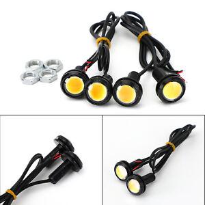 4X Raptor Style LED Grille Fog Lights For Toyota FJ Cruiser 4Runner Tacoma TN