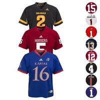 NCAA Official Football Jersey Collection Youth Size (S-XL) Team (A-N)
