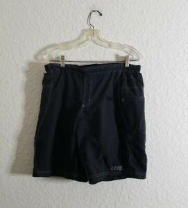 Louis Garneau Men's Black Baggy Cycling Shorts Large
