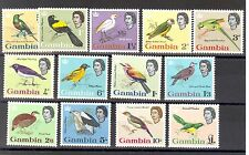 Pre-Decimal Mint Never Hinged/MNH Gambian Stamps (Pre-1965)