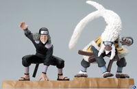 Bandai Naruto Summoning Jutsu Figure Collection Hiruzen Sarutobi & Enma