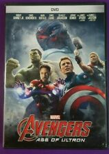 Avengers: Age of Ultron (DVD, 2015) VG