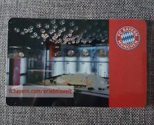 Allianz Arena Card limitiert 3979 von 10.000 * für Sammler ohne Guthaben