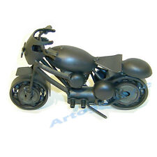 Large COOL HANDMADE METAL CRAFT MOTOCYCLE DIRT BIKE MODEL Xmas Gift Idea special