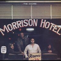 Morrison Hotel by The Doors CD