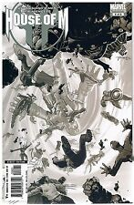 House of M nº 8/2005 Chris Bachalo Variant cover