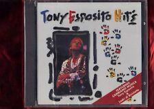 TONY ESPOSITO-HITS TIMBRO SIAE A SECCO CD NUOVO SIGILLATO