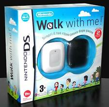 WALK WITH ME! GIOCO NUOVO PER NINTENDO DS E 3DS ITA INCLUDE 2 MISURATORI PG608