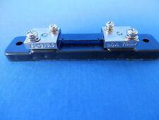50A-75Mv Shunt for Amp - Volt Meter HHO Dry Cell Hydrogen Generator Kit