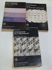 3 libri . Universale scientifica Boringhieri . Psicologia, Psicoanalisi...