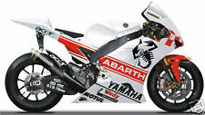 Sticker Decal set for Abarth Yamaha R1 R6 R3 track bike fairing