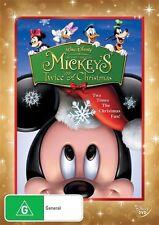 Mickey's Twice Upon A Christmas (DVD, 2010)
