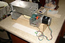 """CNC 4"""" travel Z axis With stepper motor drive"""