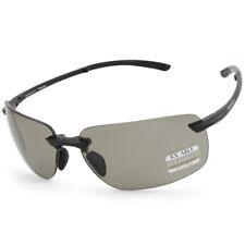 Serengeti Vernazza 8789 Matte Black/Grey PhD 2.0 Polarised Foldable Sunglasses
