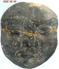"Sale! Pre Columbian Olmec Stone Mask 10"" Prov"