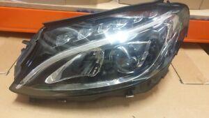 Mercedes C Klasse W205 UK Spec RHD Headlamp Headlight FULL LED Left A2059062704