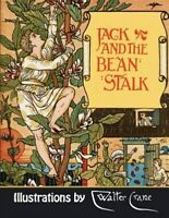 Jack and the Beanstalk (Illustrated), Brand New, Free shipping in the US
