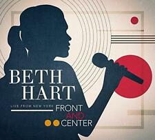 Beth Hart - Front And Center - Live From New York (NEW CD+DVD)