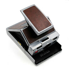 Polaroid SX-70 Land Camera Replacement Skin Cover - Laser Cut Recycle Leather