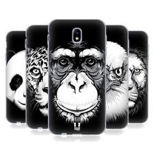 Étuis, housses et coques Pour Samsung Galaxy J7 en silicone, caoutchouc, gel pour téléphone mobile et assistant personnel (PDA) Samsung