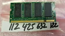 512MB 1RX8  DDR DDR1   PC2100 DDR-266 200PIN 266 SODIMM SINGLE  RANK  64X8