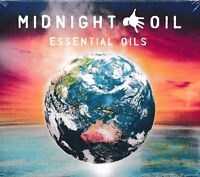 Midnight Oil Essential Oils CD The Great Circle Tour Edition NEW