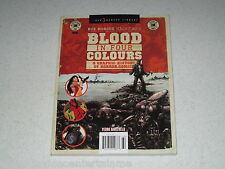 Rue Morgue Magazine's Blood In Four Colours A graphic History Of Horror Comics