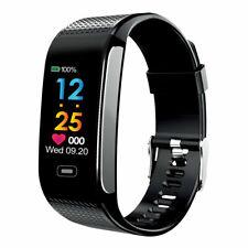 NEW Bluetooth Smart ECG + PPG Heart Rate Blood Pressure Monitor Sport Bracelet