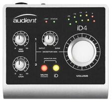 AUDIENT iD4 USB Audio-Interface