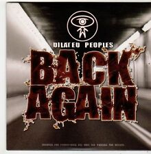 (FJ112) Dilated Peoples, Back Again - 2005 DJ CD