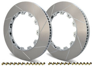 Girodisc Front 380mm Rotor Ring Replacements for Porsche 991 GT3
