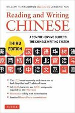 Reading and Writing Chinese by William McNaughton (2013, Paperback, Revised)