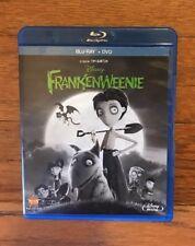 Disney Frankenweenie Movie In DVD & Blu-ray, Pre-owned