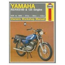 RS Haynes Motorcycle Service & Repair Manuals