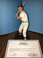 Attention Baseball Fans! Amazing lifelike sculpture honoring Al Kaline!