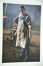 Timothy Spall signed 20x30cm Wake Wood photo autographe/Autograph en personne