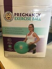 The Birth Ball - Birthing for Pregnancy & Labor - 18 65 cm, Mint Green