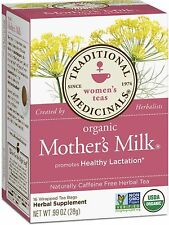 Traditional Medicinals Organic Herbal Tea Bags, Mother's Milk 16 ea