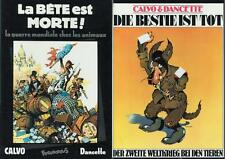 Die Bestie ist tot - La Bete est Mortte! (Z1-2), Melzer