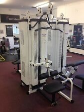 Powersport Integra Dual Purpose Commercial Seated Row/Lat Pulldown