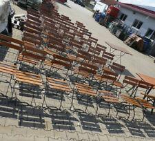 Biergartenstühle Gartenstuhl Holzstuhl Klappstuhl Stuhl verzinkt/schwarz gepulv.