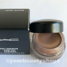 Mac Eyeshadow Pro Longwear Paint Pot VINTAGE SELECTION 100% Authentic NEW IN BOX