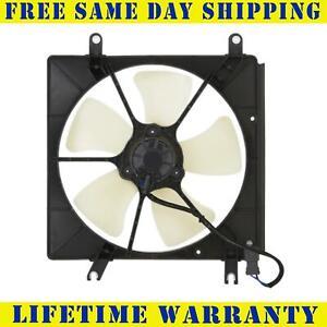 Radiator Cooling Fan Assembly For Honda Accord  HO3115104