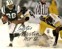 Curtis Martin Autographed Signed 8x10 Photo ( HOF Jets ) REPRINT