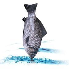 Hot Emulation Fish-Shaped Pen Bag Creative Stationery Purse Funny Storage Bag UP
