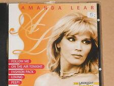 Amanda LEAR-S/T CD