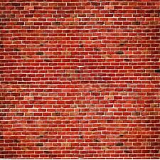 10X10FT Vinyl Red Brick Wall Backdrop Photography Background Studio Photo Props