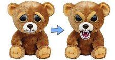 FEISTY PETS - Sir Growls-a-lot the Bear -  Plush doll with an attitude!