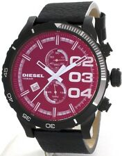 Dieseluhr DZ4311 Double Down 48 - Diesel Chronograph OVP und Herstellergarantie